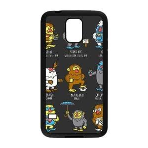Samsung Galaxy S5 Phone Case Cover Black Ape Creatures EUA15973593 Phone Case Cover Wholesale