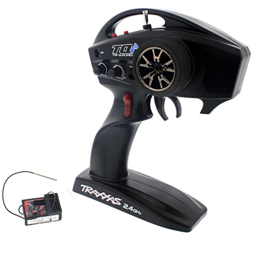 Traxxas 1/10 Summit TQi 4-Ch BLUETOOTH LINK ENABLED RADIO & 5-Ch RECEIVER