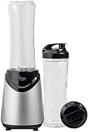 Monoprice El Ni o 300 Personal Smoothie Blender With 4 Stainless Steel Blades, 18 Fluid Oz. Capacity, 300 Watts, BPA Free And Dishwasher Safe From Strata Home Collection