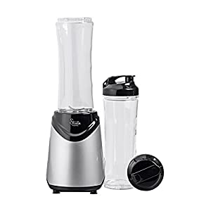 Monoprice El Niño 300 Personal Smoothie Blender With 4 Stainless Steel Blades, 18 Fluid Oz. Capacity, 300 Watts, BPA Free And Dishwasher Safe From Strata Home Collection 41aCvVHYTbL  Zenith Digital Kitchen Scale by Ozeri, in Refined Stainless Steel with Fingerprint Resistant Coating 41aCvVHYTbL