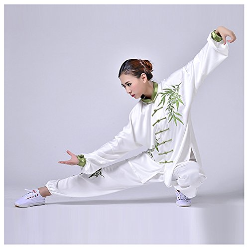 Itopfox-Unisex-Cotton-Blend-Embroidery-Tai-Chi-Uniform-Kung-Fu-Morning-Exercise