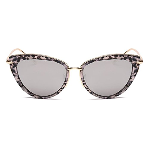 A-Royal 2016 New Fashion Korean Style Personality Colorful Cateye - Sunglasses 1940s Style