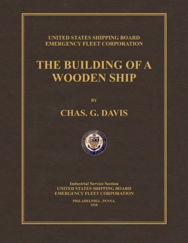 The Building of a Wooden Ship