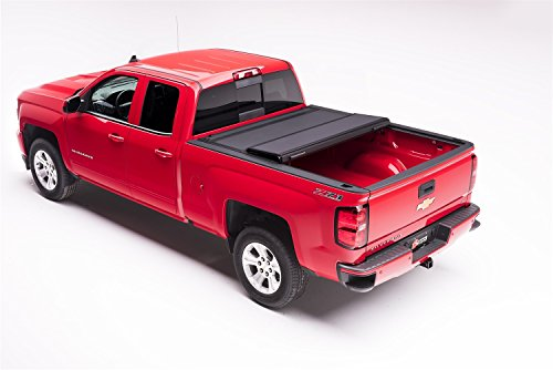 BAK Industries 35100 BakFlip HD All Metal Tonneau Bed Cover