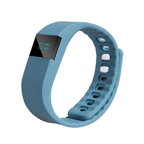 Lookatool® Smart Band Sleep Sports Fitness Activity Tracker Pedometer