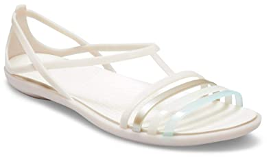 attractive & durable finest fabrics size 40 Crocs Women's Isabella Flat Sandal