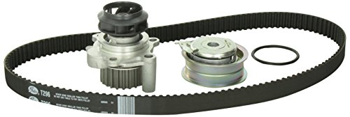 Gates TCKWP296 Engine Timing Belt Kit with Water Pump (Volkswagen Belt compare prices)