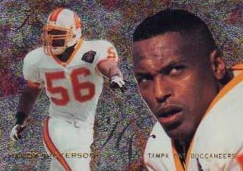 Hardy Nickerson 1995 Flair NFL Football Card #207 (NM/M) Tampa Bay (Flair Nfl Football)