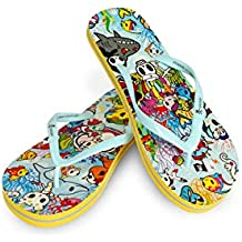 Tokidoki Women's Sea Punk Flip-Flop