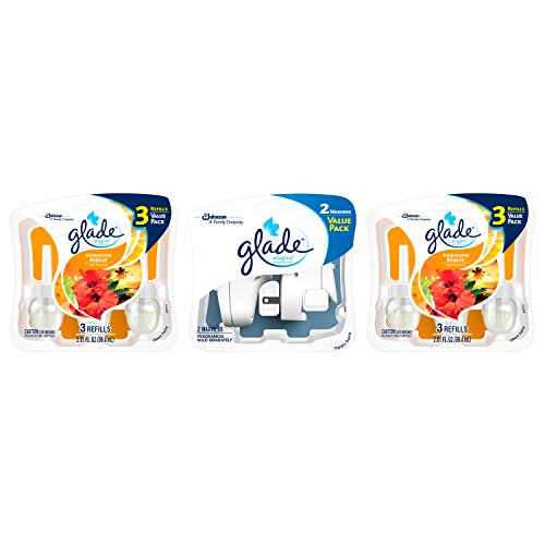 glade-plugins-scented-oil-air-freshener-hawaiian-breeze-6-refills-and-2-warmers-402-fluid-ounce