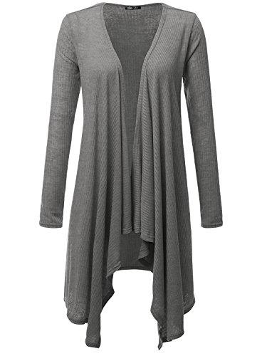Lightweight Cotton Cardigan Sweater - 6