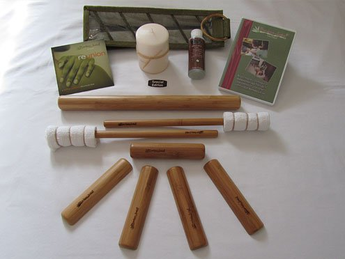 - Bamboo-fusion At Home Kit