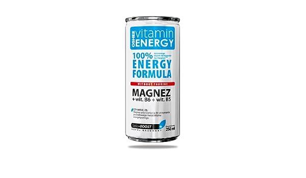 OSHEE VITAMIN ENERGY BEBIDA ENERGETICA ANTIESTRES Y RELAJANTE: Amazon.es: Hogar