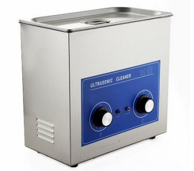 GOWE 180W 4.5L Digital Ultrasonic Cleaner with Free Cleaning Basket for Small PCB Board Cleaning