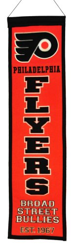 Winning Streak NHL Philadelphia Flyers Heritage Banner