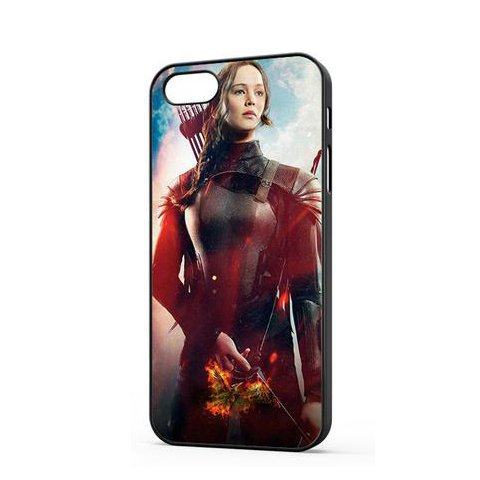Coque,The Hunger Game Katnis Coque iphone 5 Case Coque, The Hunger Game Katnis Coque iphone 5s Case Cover