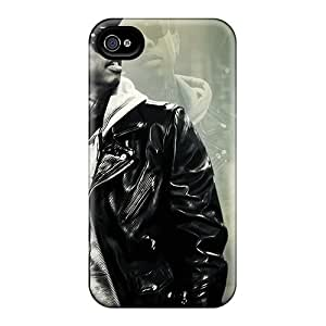 Fashion Design Hard Case Cover/ MSAJsBK109VdTfv Protector For Iphone 4/4s