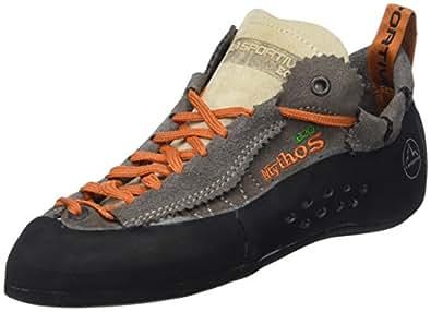 La Sportiva Mythos Eco, Zapatos de Escalada Unisex Adulto, Marrón (Taupe 000), 38 EU