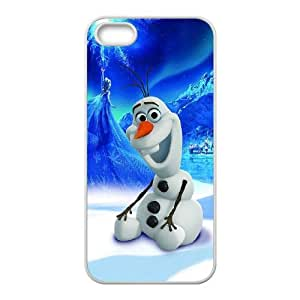 Olaf funda iPhone 4 4s funda Y5D58E8RE caso de la cubierta B8XTX6 blanco