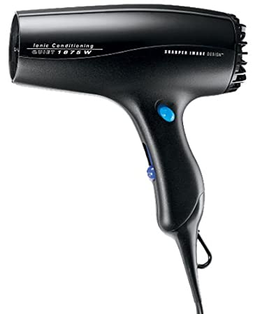 Amazoncom Sharper Image Ionic Conditioning Quiet Hair Dryer Si745