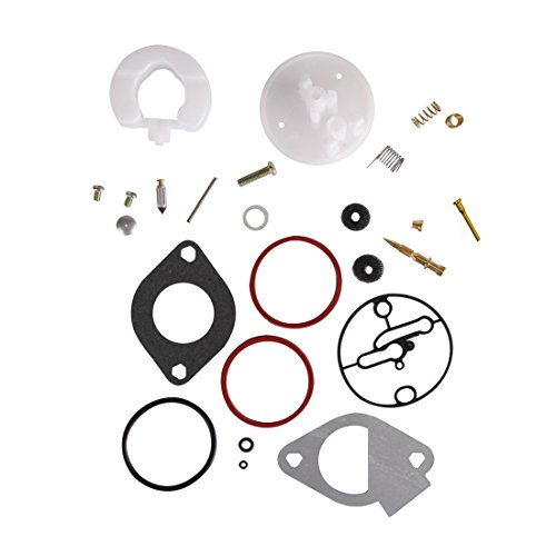 Accessory Hp Kit Transfer (Carburetor Repair Kits for Briggs & Stratton 796184 Master Overhaul Nikki Carbs)