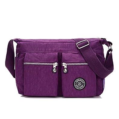 Amazon.com: Fashion Crossbody Bags Female Summer Beach ...