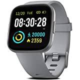 Best Gps Running Watches For Women - FITVII Smart Watch, Fitness Tracker with IP68 Waterproof Review