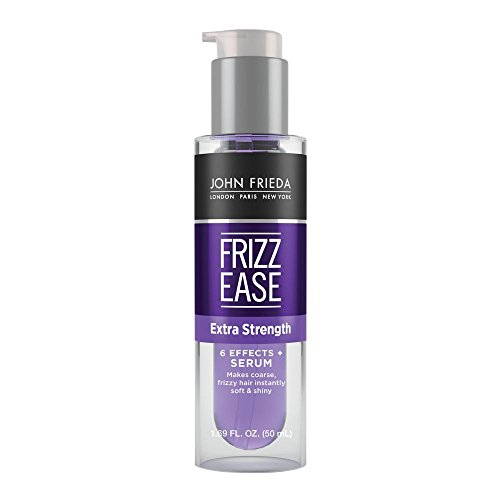 John Frieda Frizz Ease Extra Strength 6 Effects+ Serum, 1.69