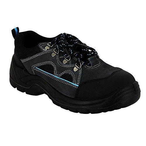 Label Blouse Chaussure Sécurité Basse Type Baket Se Sécurité Embout Composite Mixte ISO20346-S2 Pointure 36
