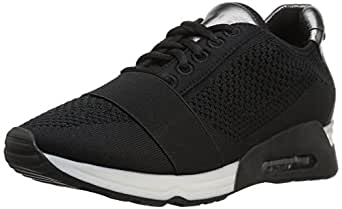 The Fix Women's Luna Jogger Fashion Sneaker, Black, 6 B US