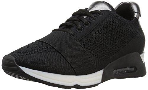 The Fix Women's Luna Jogger Fashion Sneaker, Black, 7.5 B US
