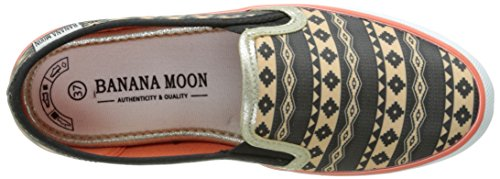 Banana Moon Sandburg - Zapatillas de deporte Mujer Negro