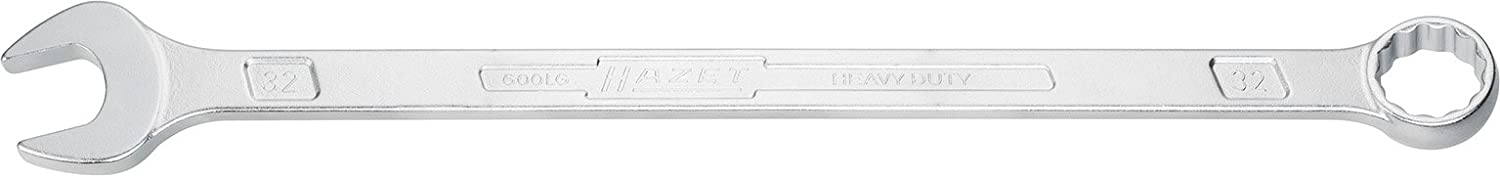 Hazet 600LG-17 Size 17 12-Point Combination Wrench