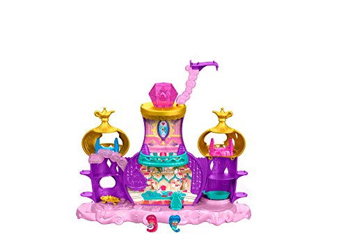 [Fisher-Price Nickelodeon Shimmer & Shine, Teenie Genies Floating Genie Palace Playset] (Price Is Right Costume)