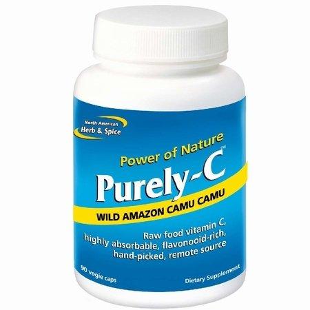 Foodsource Vitamin (Purely C - Flavin C Non-Citrus - 90 Caps.)