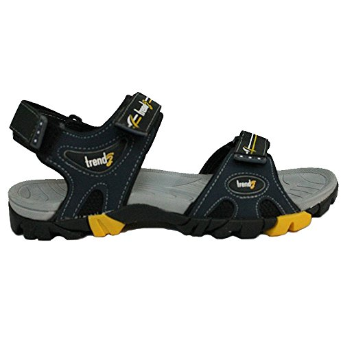 af9bf3c6a098 VKC Trendz Men s Sandals and Floaters Grey Color (2316)  Buy Online at Low  Prices in India - Amazon.in