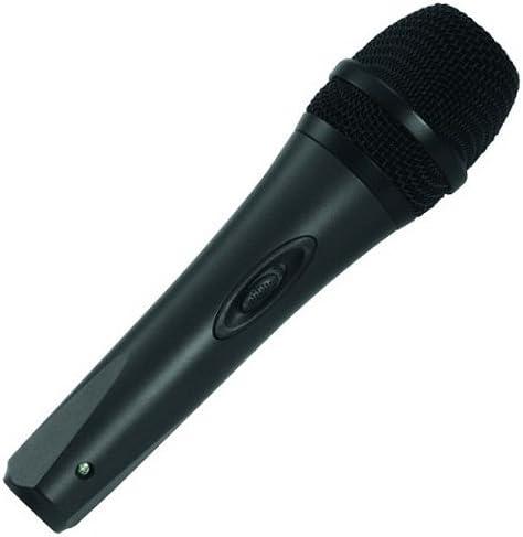 Omnitronic 13000417 M 100 Usb Dynamisches Mikrofon Musikinstrumente