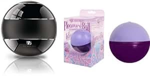 Big Teaze Toys Tuyo Black Vibra Masseur Personal Personal Massager Kit