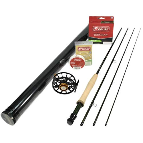 G. Loomis NRX 1085-4 Fly Rod Outfit : 5wt 9'0