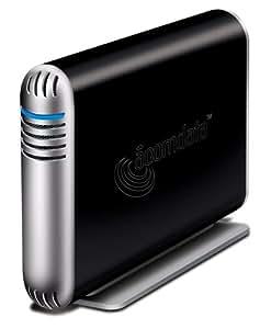 Acomdata Samba USB 2.0 3.5-Inch IDE/SATA Hard Drive Enclosure SMBXXXU2E-BLK (Black)