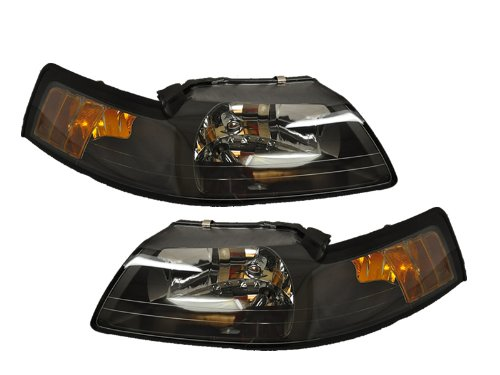 Ford Mustang Headlight Assembly - 4