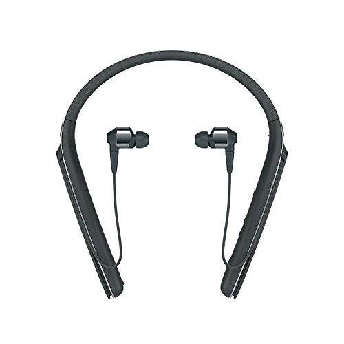 Sony WI-1000X/B Wireless Noise Cancelling Headphones (Renewed)