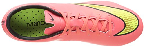 Nike  Mercurial Veloce II FG - Zapatillas de fútbol para Hombre - hypr punch/mtlc gld cn-blk-vlt
