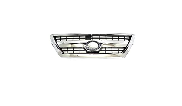 Partslink Number TO1200242 Unknown OE Replacement Toyota Sequoia Grille Assembly