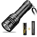 sofirn Scuba Diving Flashlight, SD05 CREE XHP50.2