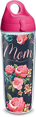 Tervis 1270120 Mom Navy Floral Insulated Tumbler
