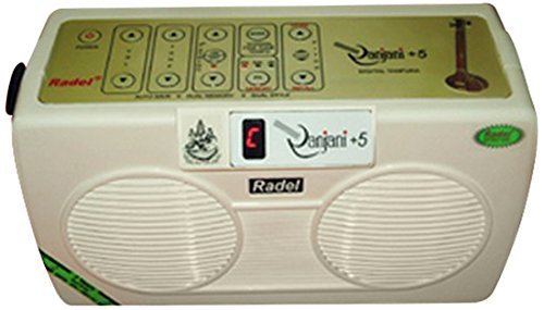 RADEL RANJANI +5 ELECTRONIC TANPURA REAL SOUND TAMBORA RAAGINI 3 YEARS WARRANTY by RADEL (Image #3)