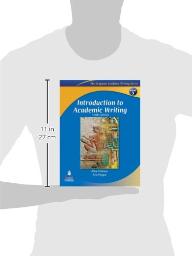 Buy introduction to academic writing the longman academic writing buy introduction to academic writing the longman academic writing series level 3 book online at low prices in india introduction to academic writing fandeluxe Image collections