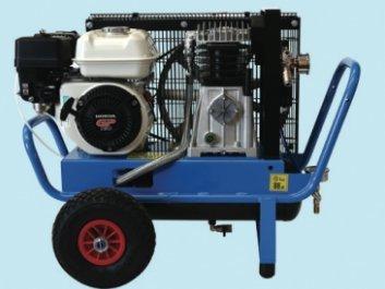 Motocompressore ad aria per scuotitore olive airpower forza 7 one