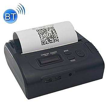 Wewoo etiquetadora Impresora Térmica portative recibo Bluetooth ...
